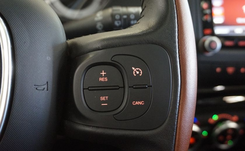 2015 Fiat 500L Trekking (toit pano-navi) #14