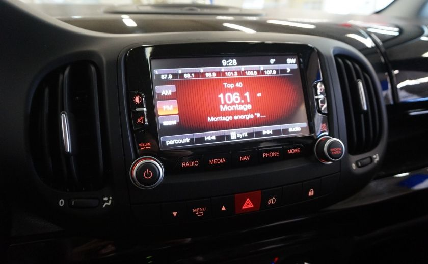 2015 Fiat 500L Trekking (toit pano-navi) #16