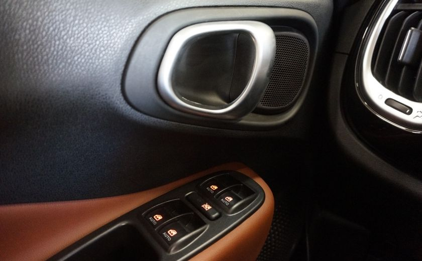 2015 Fiat 500L Trekking (toit pano-navi) #20