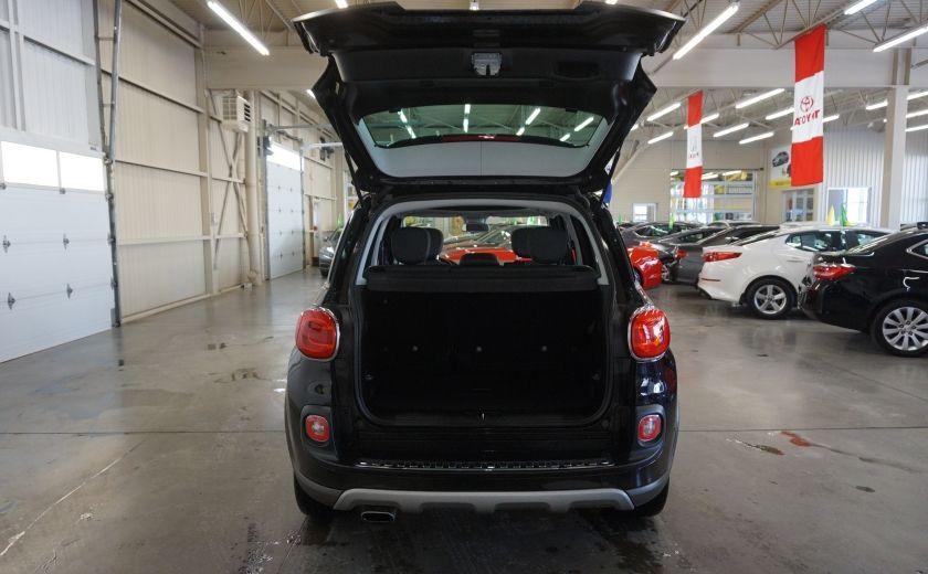2015 Fiat 500L Trekking (toit pano-navi) #24