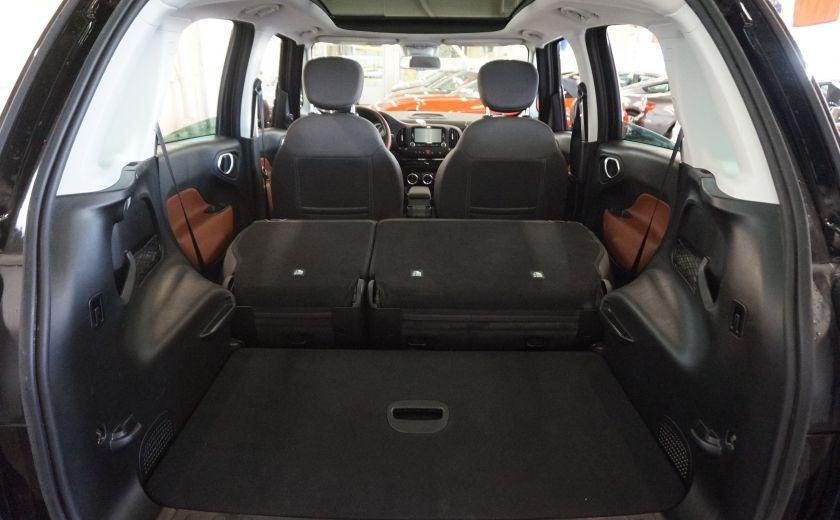 2015 Fiat 500L Trekking (toit pano-navi) #27