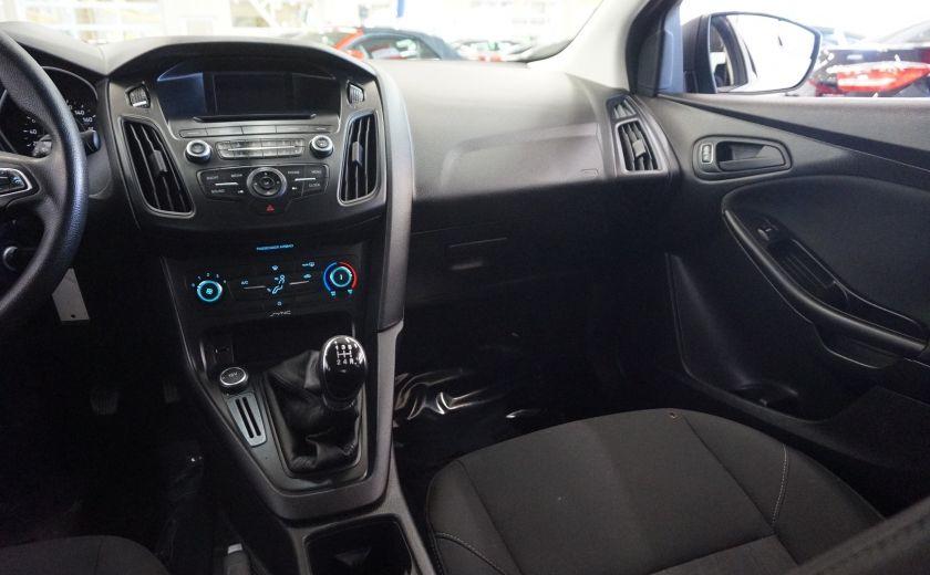 2015 Ford Focus S (caméra de recul) #10