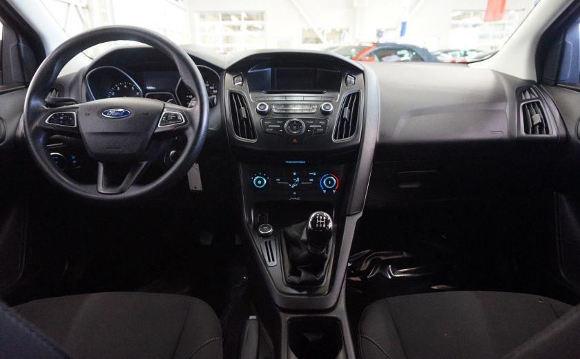 2015 Ford Focus S (caméra de recul) #11