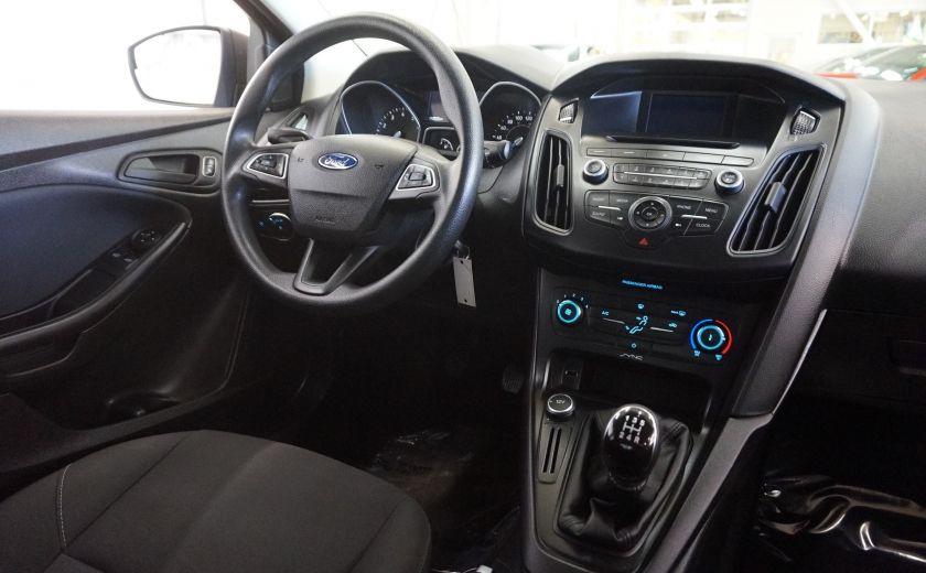 2015 Ford Focus S (caméra de recul) #12