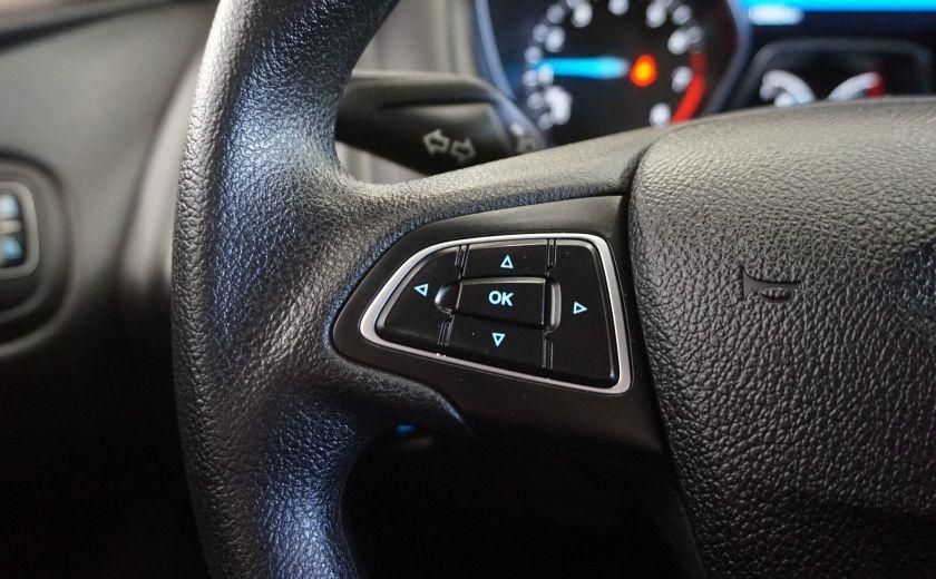 2015 Ford Focus S (caméra de recul) #13