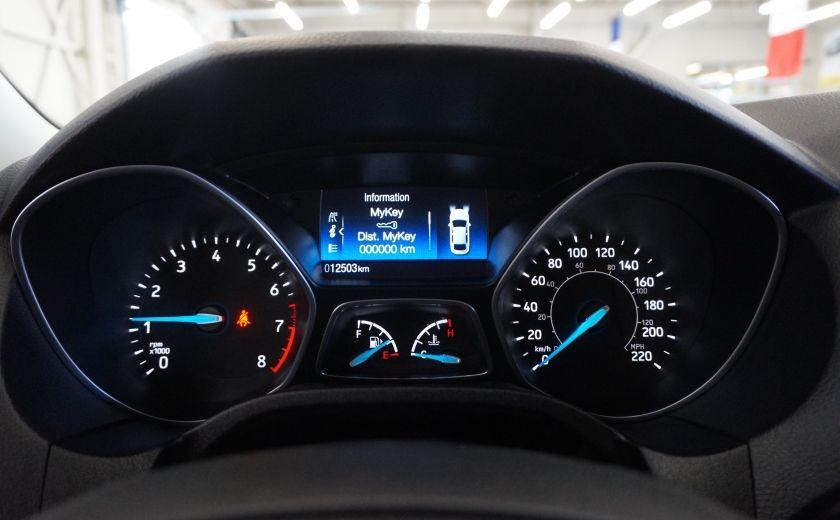 2015 Ford Focus S (caméra de recul) #15