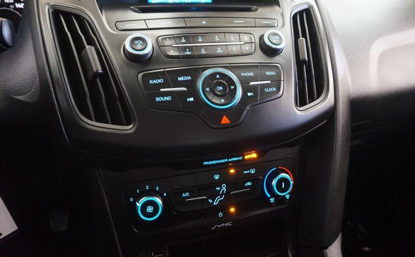 2015 Ford Focus S (caméra de recul) #17