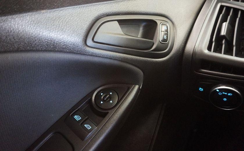 2015 Ford Focus S (caméra de recul) #18