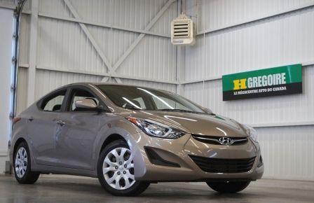 2015 Hyundai Elantra GL #0