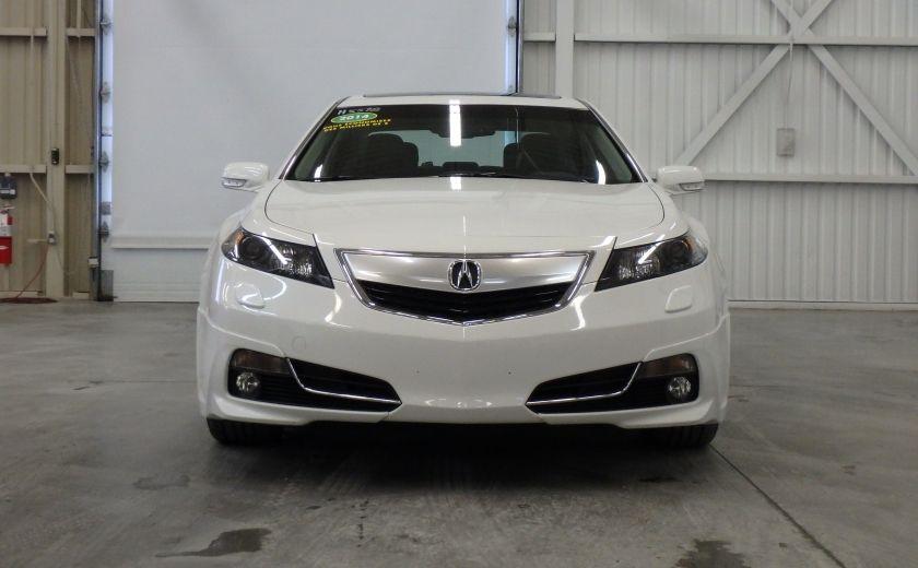 2014 Acura TL A-Spec SH-AWD (cuir-toit) #1