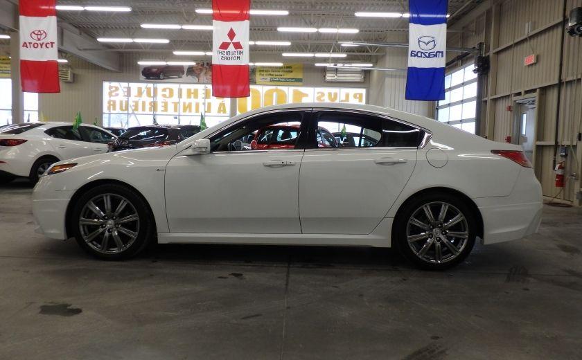 2014 Acura TL A-Spec SH-AWD (cuir-toit) #3
