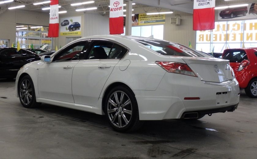 2014 Acura TL A-Spec SH-AWD (cuir-toit) #4