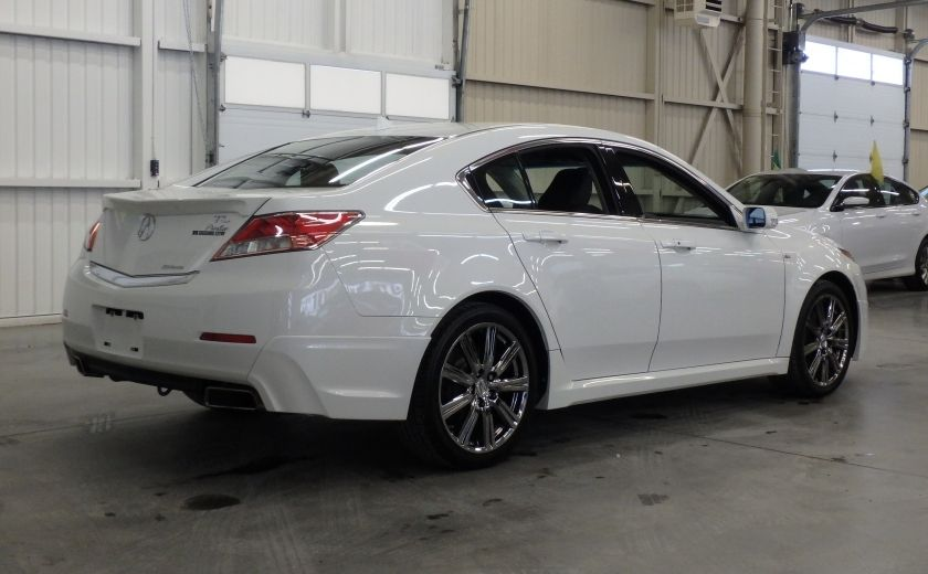 2014 Acura TL A-Spec SH-AWD (cuir-toit) #6