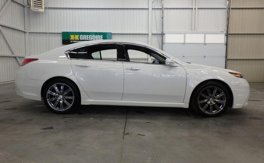 2014 Acura TL A-Spec SH-AWD (cuir-toit) #8
