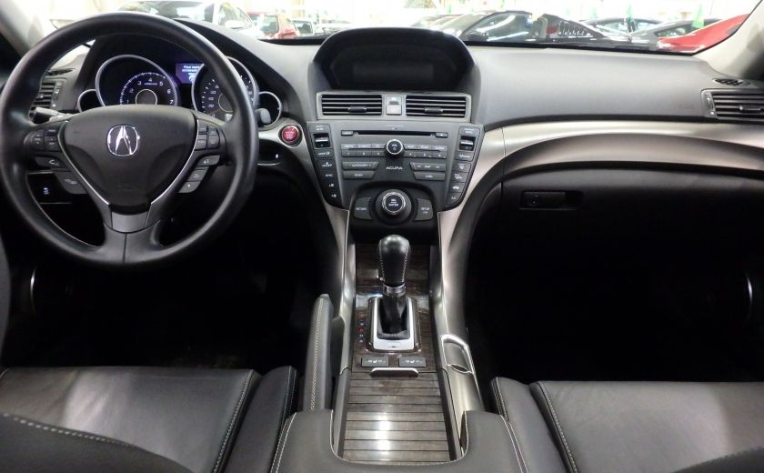 2014 Acura TL A-Spec SH-AWD (cuir-toit) #11