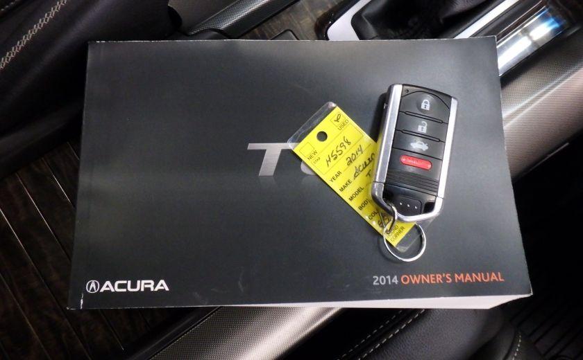 2014 Acura TL A-Spec SH-AWD (cuir-toit) #31