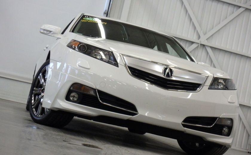 2014 Acura TL A-Spec SH-AWD (cuir-toit) #32