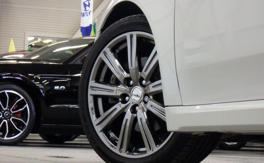 2014 Acura TL A-Spec SH-AWD (cuir-toit) #34