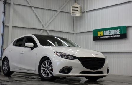 2014 Mazda 3 GS-SKY (caméra-toit-navi) #0