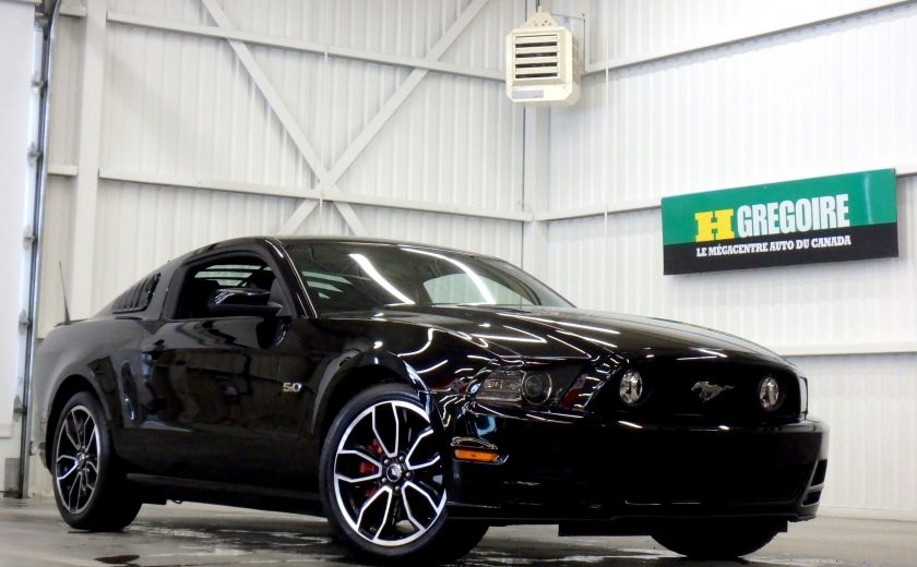 2014 Ford Mustang GT 5.0L (cuir) #0