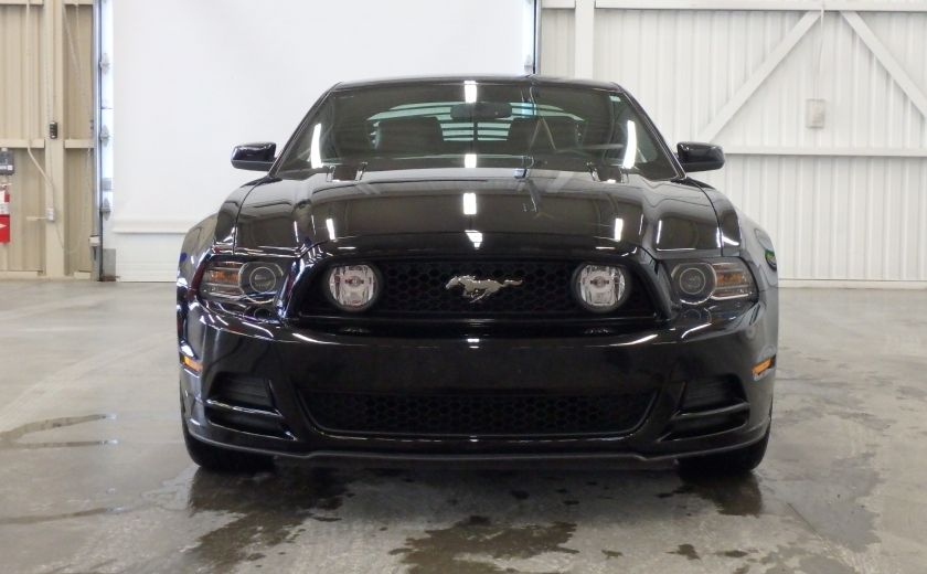 2014 Ford Mustang GT 5.0L (cuir) #1
