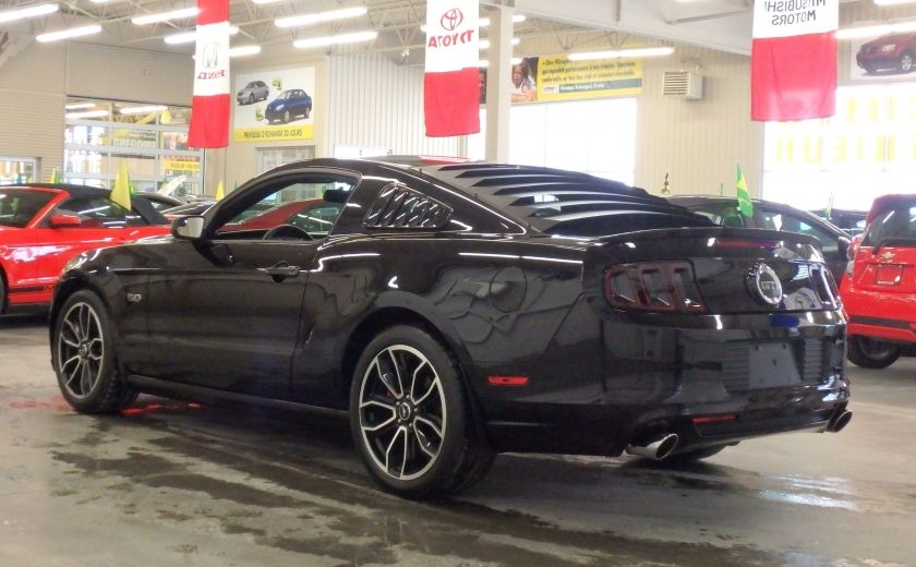 2014 Ford Mustang GT 5.0L (cuir) #4
