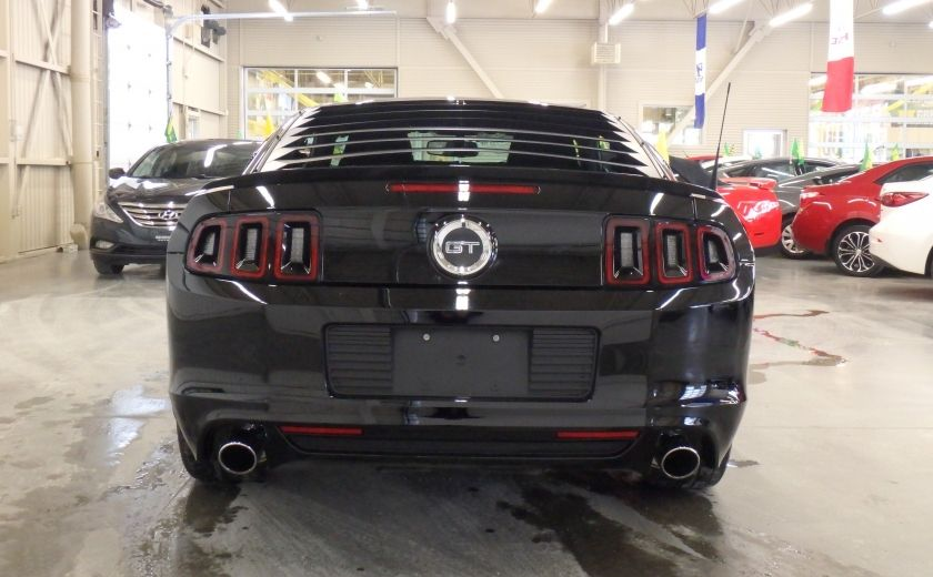 2014 Ford Mustang GT 5.0L (cuir) #5