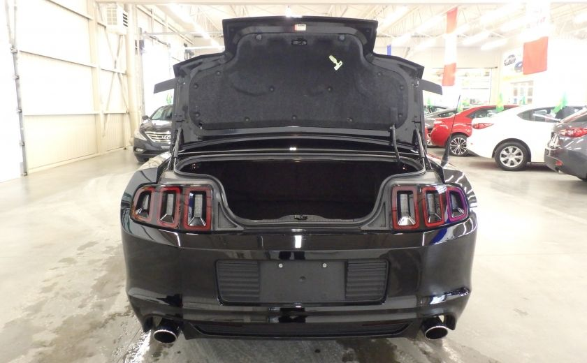 2014 Ford Mustang GT 5.0L (cuir) #18