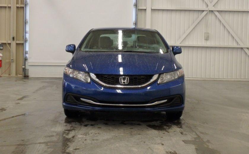 2013 Honda Civic LX #1