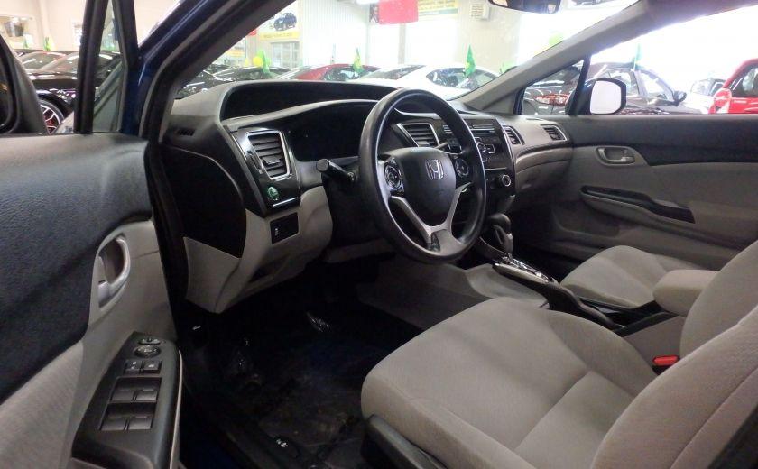 2013 Honda Civic LX #9