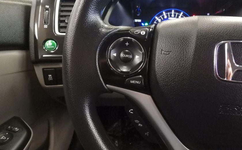 2013 Honda Civic LX #13