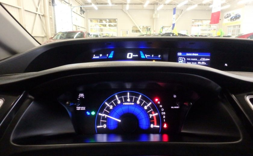 2013 Honda Civic LX #15