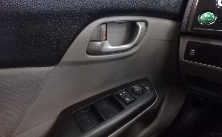 2013 Honda Civic LX #18