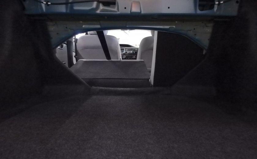 2013 Honda Civic LX #22