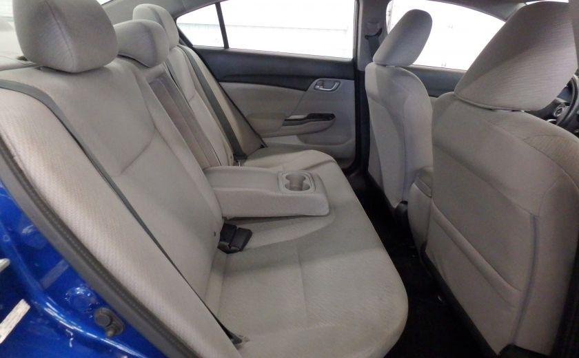 2013 Honda Civic LX #24
