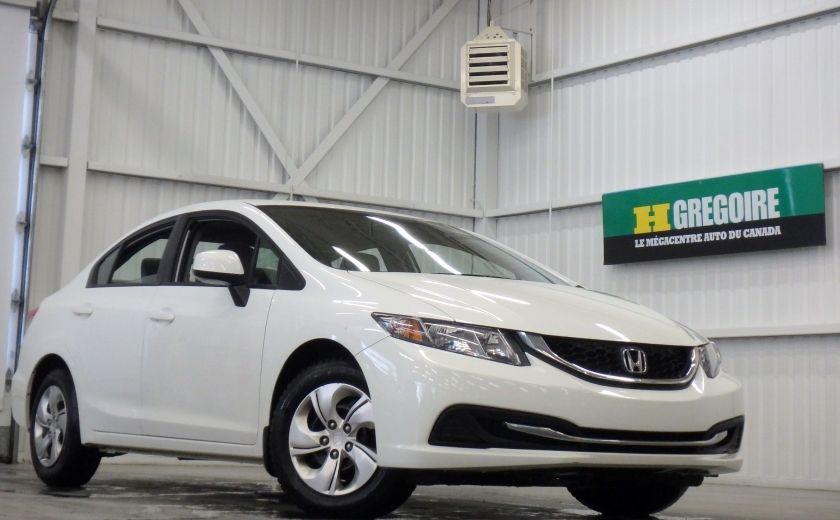 2013 Honda Civic LX #0