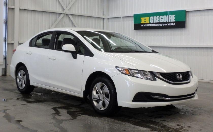2013 Honda Civic LX #6