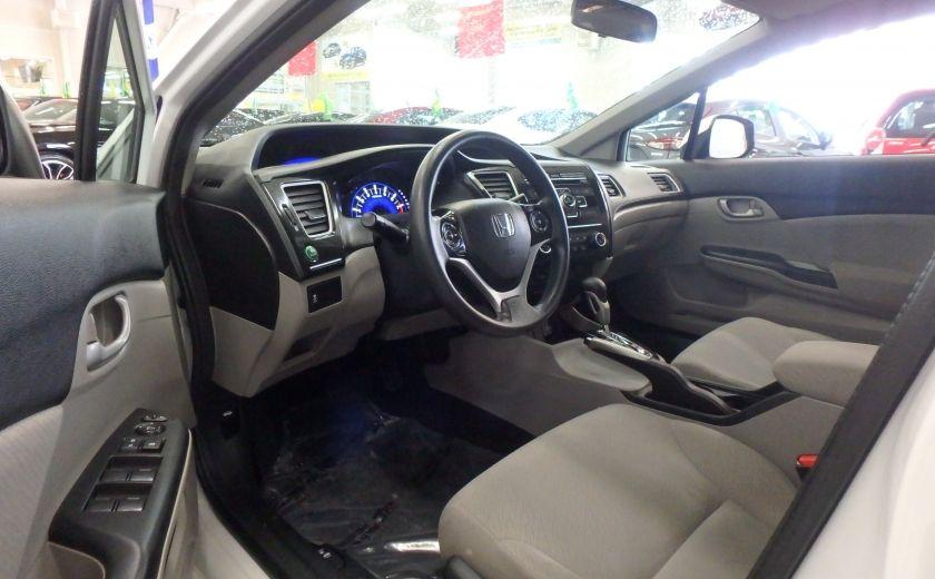 2013 Honda Civic LX #25