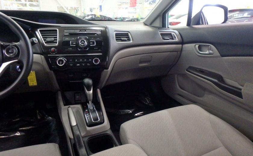 2013 Honda Civic LX #7