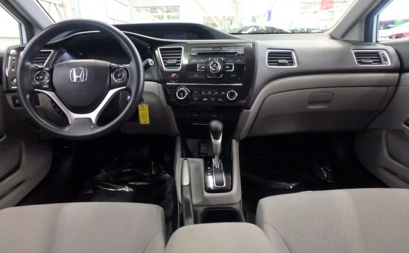 2013 Honda Civic LX #8