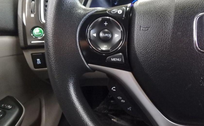 2013 Honda Civic LX #10