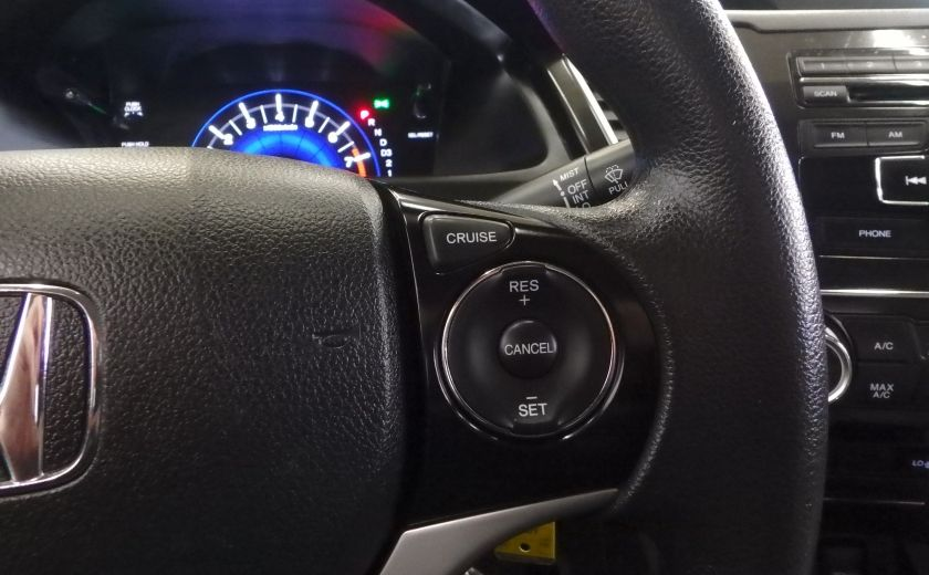 2013 Honda Civic LX #11