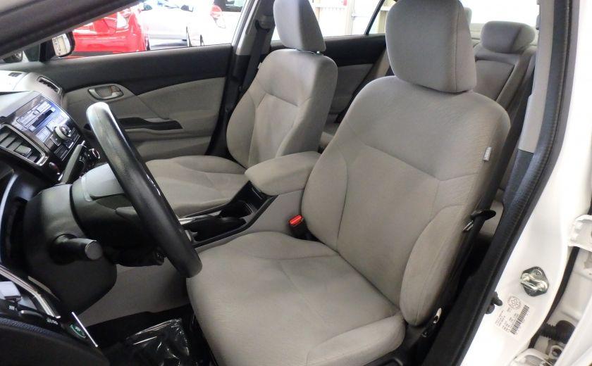 2013 Honda Civic LX #16