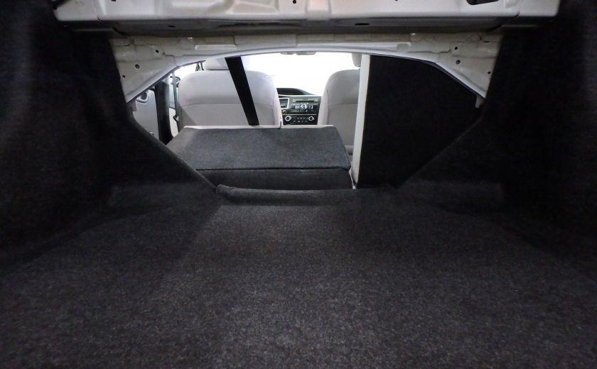 2013 Honda Civic LX #19