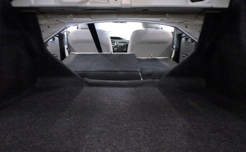2013 Honda Civic LX #20