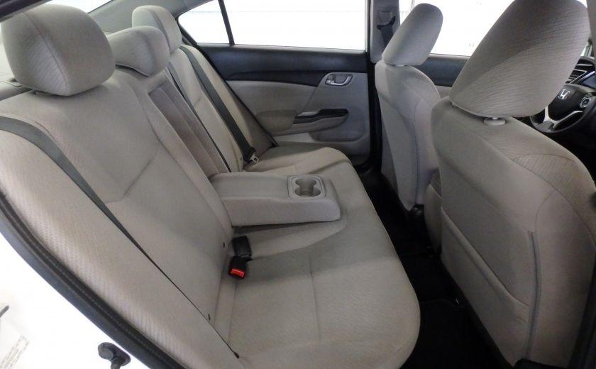 2013 Honda Civic LX #21