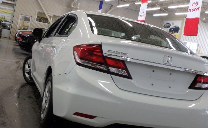2013 Honda Civic LX #26