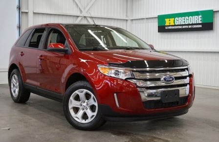2013 Ford EDGE SEL AWD (caméra-toit double) #0