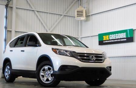 2014 Honda CRV LX (cuir-caméra) #0