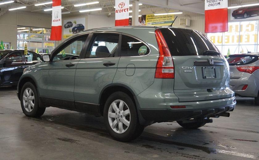 2011 Honda CRV LX AWD #4